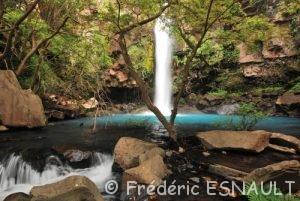 Cascade Catarata Cangreja