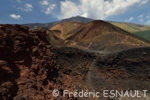 Cratère du Monte Monte Nero